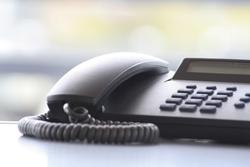 Das Telefon, Ihre Visitenkarte